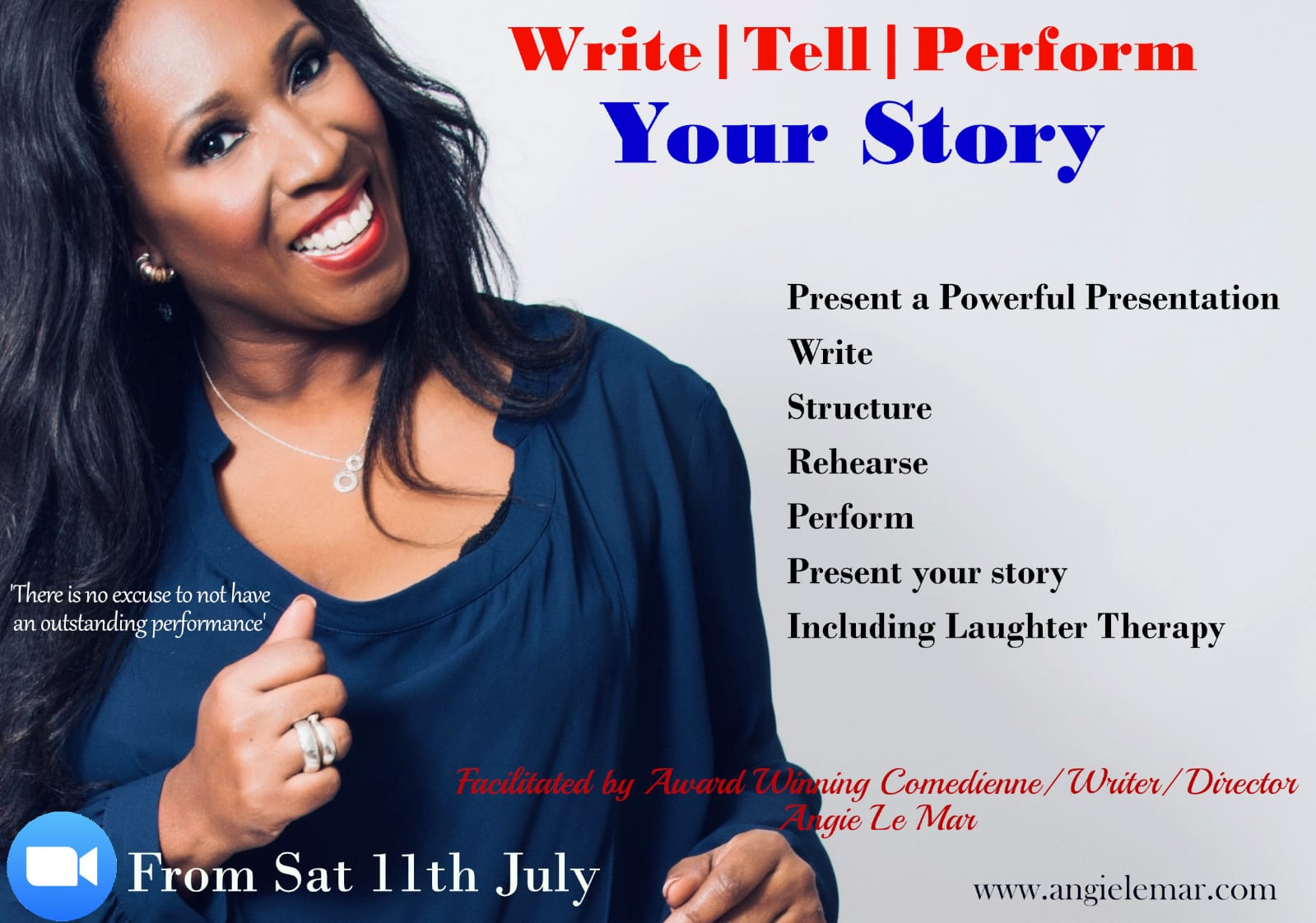 Write/Tell/Perform Your Story